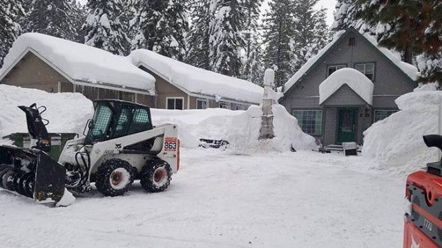 snow removal reno
